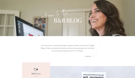 wix for bloggers