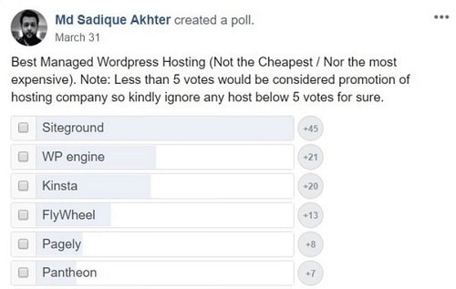 Wordpress hosting managed